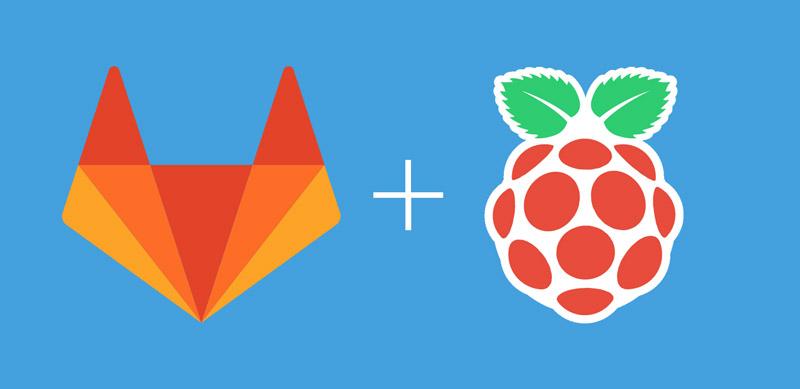 GitHub à la maison avec GitLab et la Raspberry Pi